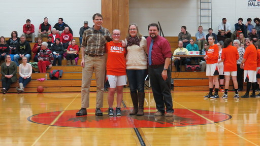 Senior Night for LCS/MSSM - February 7 2017
