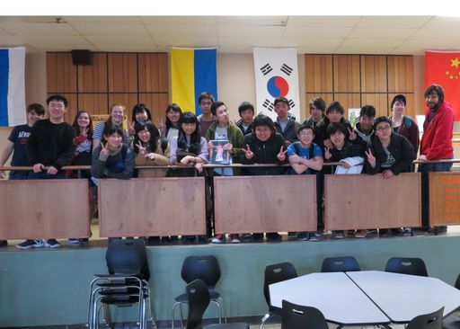 MSSM hosts students from Hikone Higashi High School, Japan