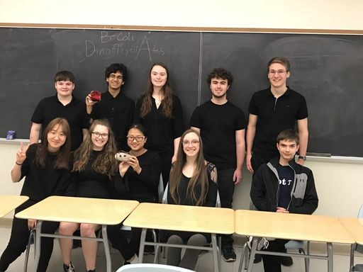 State Science Bowl Competition - March 3 2018