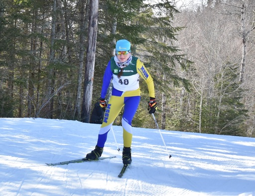 MSSM sophomore competes in Broomhall Nordic Qualifier