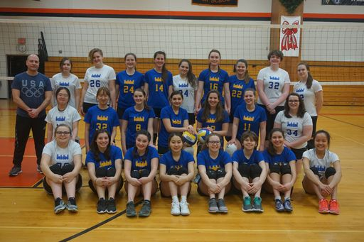 Girls Volleyball Tournament - March 22, 2018