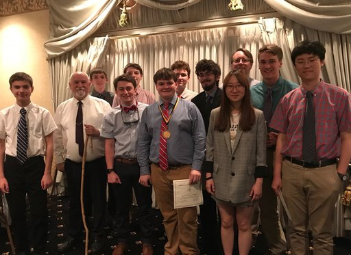MSSM competes in American Regional Mathematics League