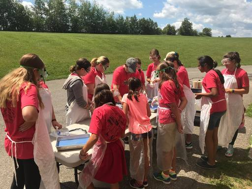 MSSM Summer Camp introduces Reptile Dissection to campers