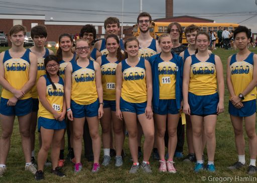 Aroostook League Championship Meet at MSSM - October 9, 2018