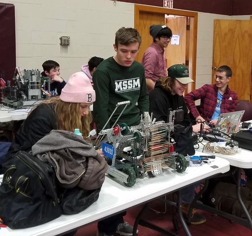 Vex Competition - December 15, 2018