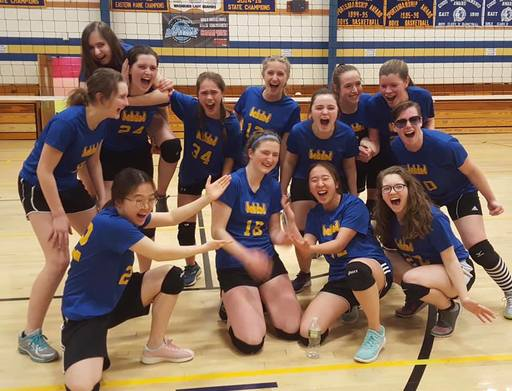 Aroostook County Volleyball Championship - March 15, 2019