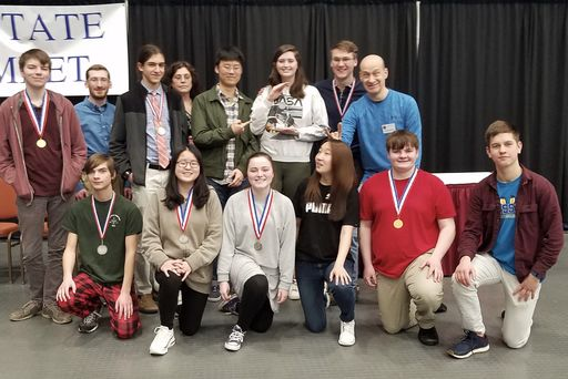 MSSM wins Division A State Math Championship