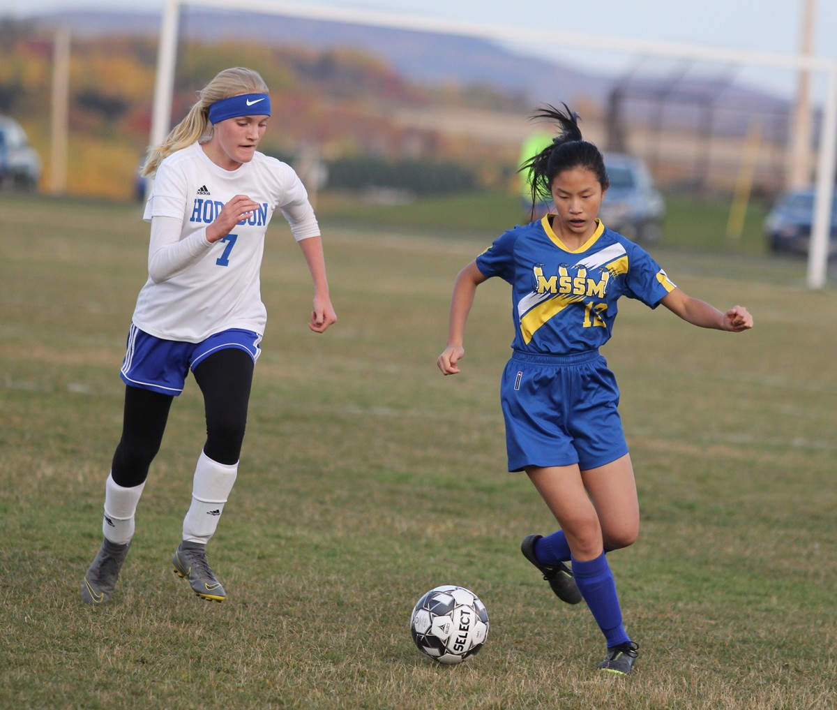 Girls Soccer Matches - October 11 and 12, 2019