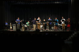 District VII Instrumental Jazz Festival in Presque Isle - February 25 2020